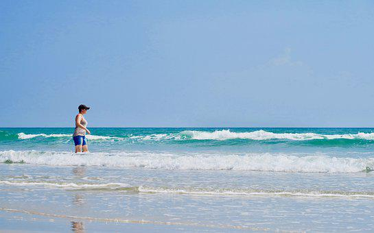 Thailand, Beach, Landscape, Summer, Island, Vacation