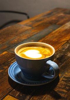 Coffee, Cafe, Cup, Caffeine, Latte, Latte Art