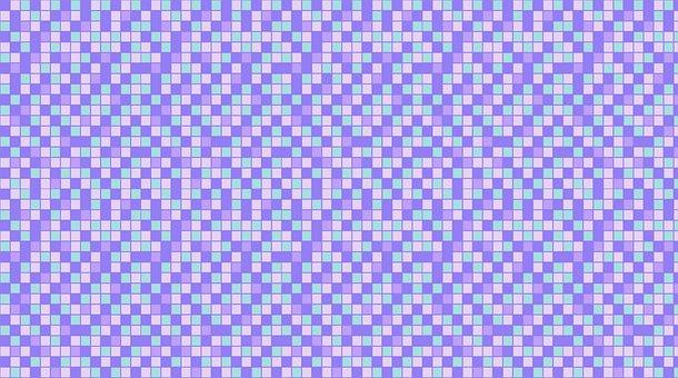 Mosaic, Geometry, Design, Artistic