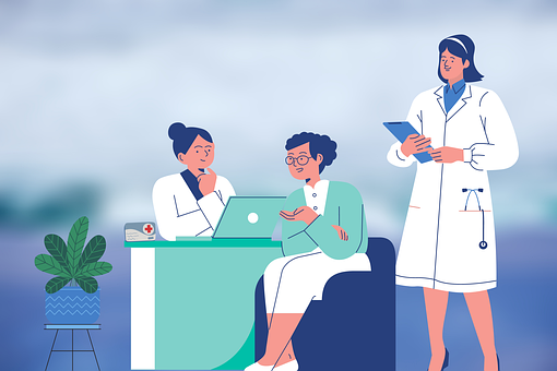 Doctor, Patient, Clinic, Consultation