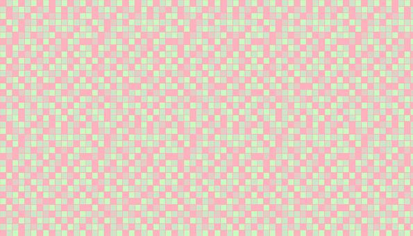 Mosaic, Geometry, Pixel, Design, Illustration, Texture