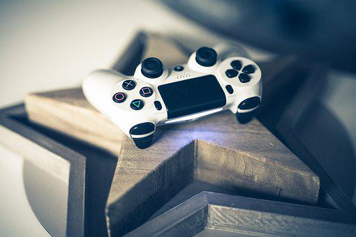 Controller, Control, Console, Device, Play Station