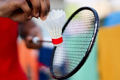Badminton, Racket, Shuttlecock, Sport, Badminton Racket
