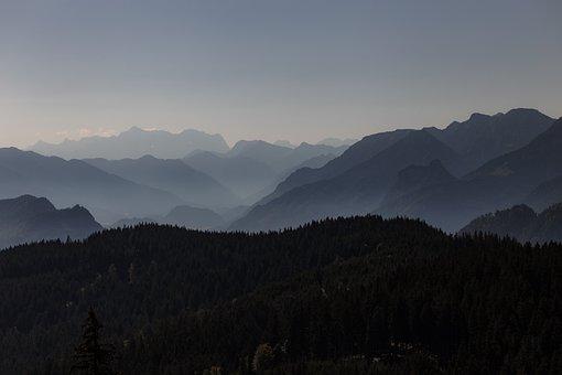 Mountains, Alpine, Nature, Mountain, Sky, Summit