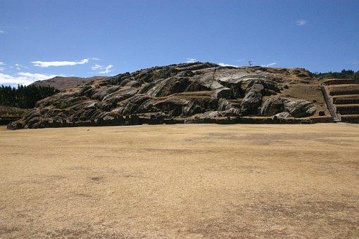 Cusco, Peru, Cuzco, Inca, Sacsayhuaman, Stones, Tourism