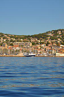 Sea, Port, City, Buidings, Town, Townscape, Boats