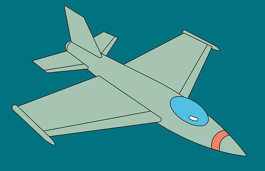 The Plane, Jet, Aviation, Flight, Sky, Transport