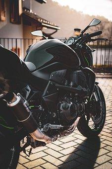 Kawasaki, Z750, Motorcycle, Motor, Speed, Moto, Fun