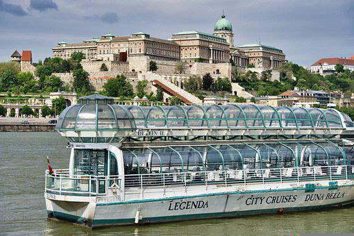 Building, Budapest, Danube, Architecture, Hungary