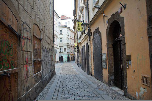 Prague, Center, Capital, Old Town