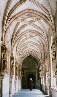Cathedral, Segovia, Cloister