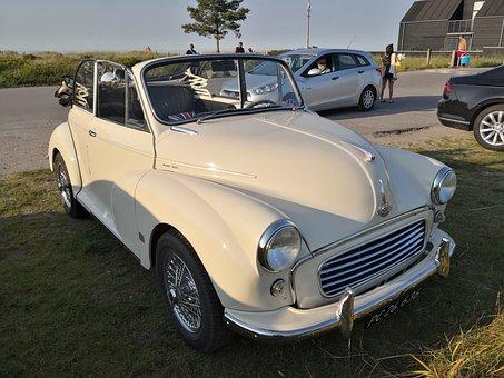 Morris 1000, Cabriolet, Oldtimer, Convertible, Autos