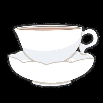 Tea, Teacup, Saucer, Drink, Cup, Teapot, Relax