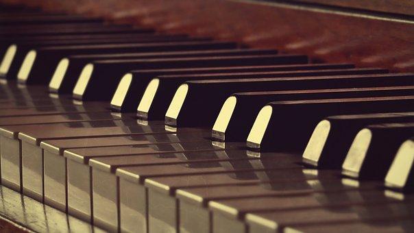 Piano, Music, Musical Instrument, Instrument, Keyboard