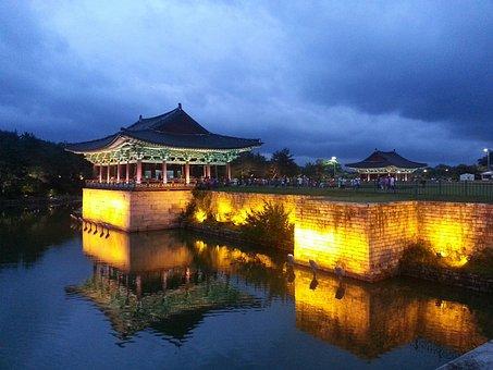 Travel, Landscape, Traditional, Republic Of Korea