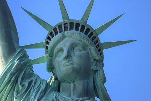 Statue, Liberty, Usa, America, Freedom, Landmark