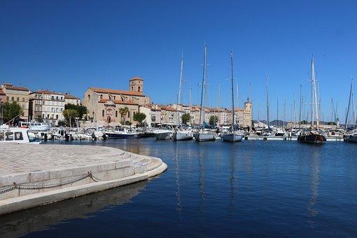 Marina, Boats, Yacht, Sea, Water, Pier, Travel, Port