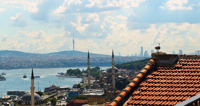 Istanbul, Turkey, Mosque, Islam, Architecture, City