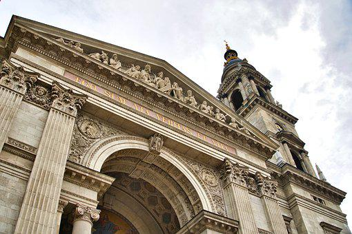 Facade, Formal, Stone, Ornamental, Architecture