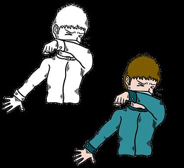 Boy, Sneezing, Disease, Coronavirus, Covid-19