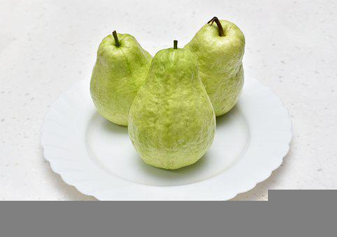 Guava, Fruits, Food, Organic, Tropical, Vitamin