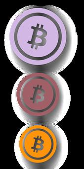 Bitcoin, Crypto, B, Blockchain