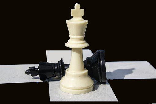 Chess, Chess Piece, Bishop, Chess Board, Game Board