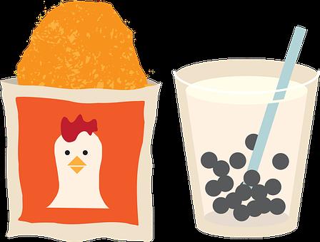 Taiwan Food, Chicken Chop, Fried Chicken Cutlet