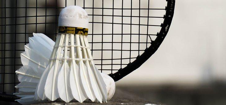 Badminton, Summer, Equipment, Fun, Competition, Action
