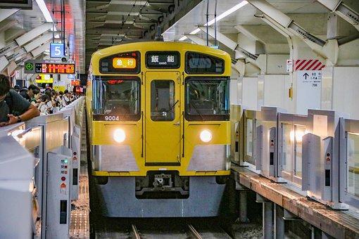Japan, 日本, Tokyo, Ikebukuro, 池袋, 電鉄, 地下鉄, 西武, 電車, Train