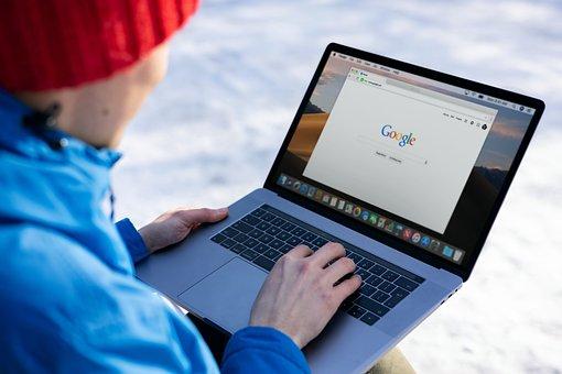 Freelance, Laptop, Google, Macbook, Apple, Macbook Pro