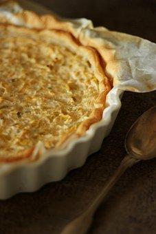 Pie, Kitchen, Quiche, Food, Puff Pastry, Dinner