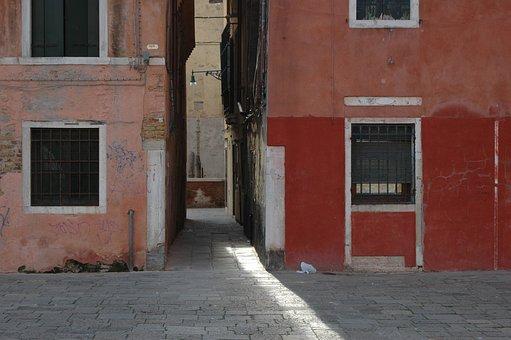Venice, Street, Italy