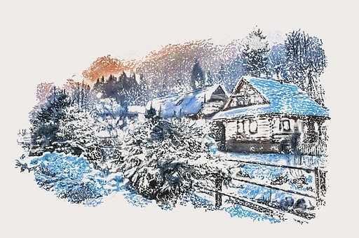 Cold, Ski, Snow, Nature, Landscape, Winter, White