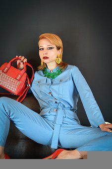 Fashion, Jumpsuit, Accessories, Woman, Girl, Style