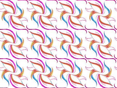 Abstract, Colorful, Pattern, Color, Decoration