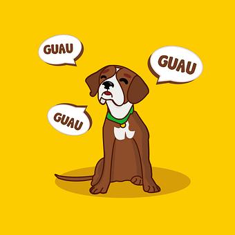 Dog, Wow, Barking, Pet, Animals, Puppy, Mammals