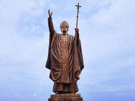 Sculpture, Statue, Artwork, Spiritual, Christianity