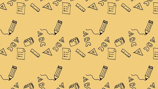 Education, Doodle, Background, Pattern, Hand Drawn
