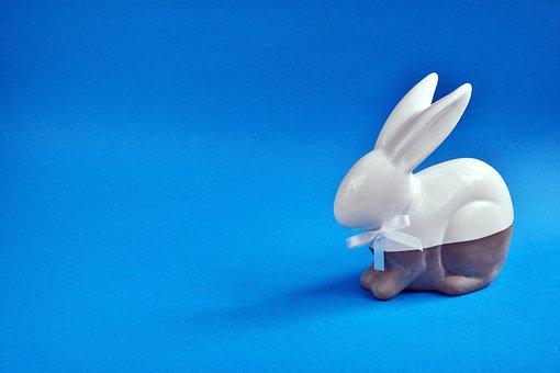 Hare, Bunny, Easter Egg, Egg, Easter