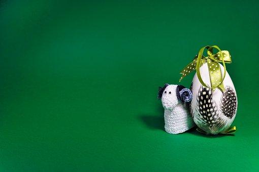 Lamb, Easter Egg, Egg, Easter, Holidays