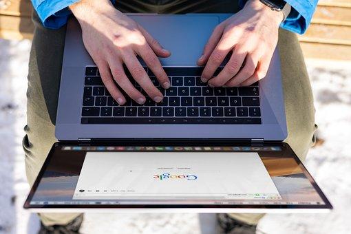 Keyboard, Coffee, Laptop, Desk, Office, Work, Job