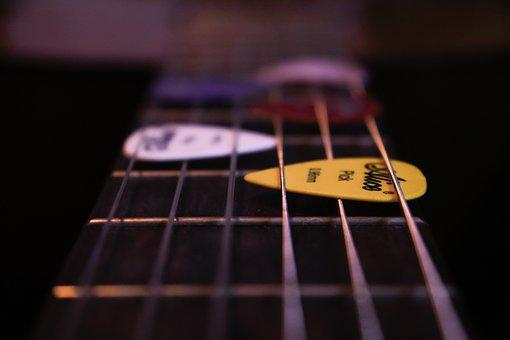 Music, Guitar, Instrument, Musical, Acoustic, Musician