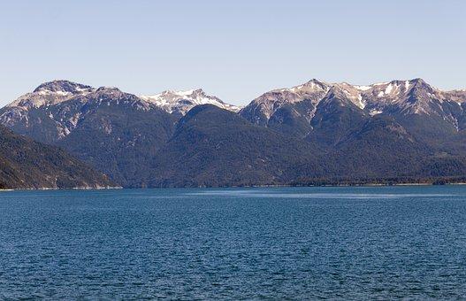 Montañas, Viaje, Patagonia, Mountains, Nature