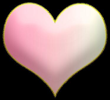 Puffy Heart, Pattern Heart, Stitched Heart, Hearts