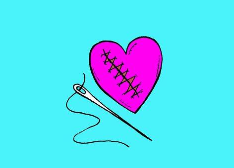 Sketch, Minimalism, Broken Heart, Unrequited Love