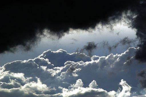Clouds, Sky, Landscape, Nature, Storm, Cumulus, Climate