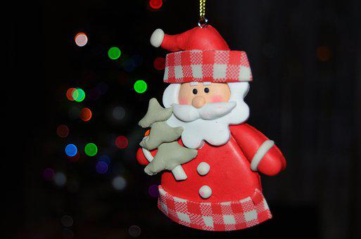 New Year's Eve, Toy, Christmas, Gifts, Holiday