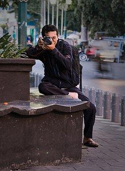 Photographer, Camera, Photography, Travel, Lens