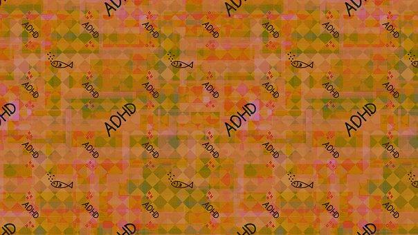 Adhd, Pattern, Wallpaper, Psychology